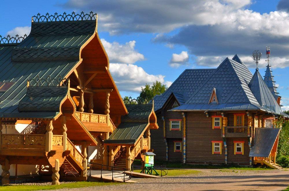 孙德利:2020年7月俄罗斯建筑艺术之旅
